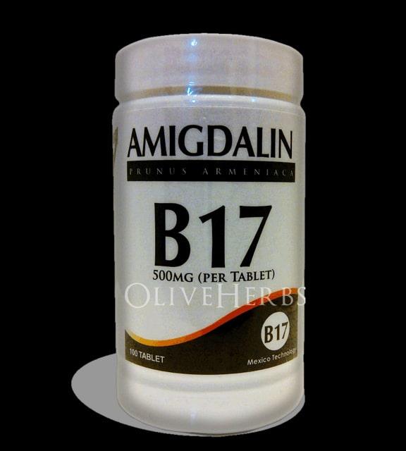 vitamina B17 capsule pret